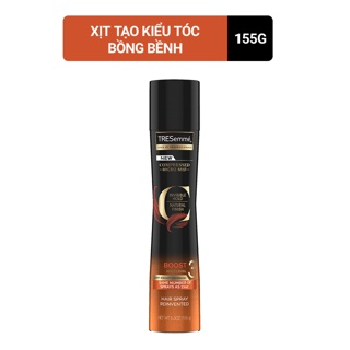 Xịt tạo kiểu tóc giữ độ phồng TRESemme Compressed Micro Mist 155g thumbnail