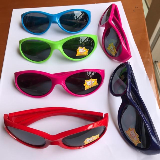 Kính thời trang trẻ em, chống tia UV