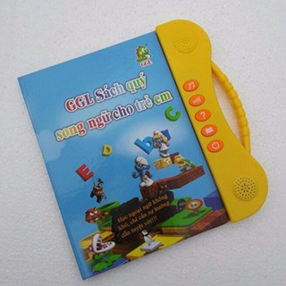 Sách điện tử Song Ngữ Anh Việt {smartbuyshop} – CÓ BẢO HÀNH