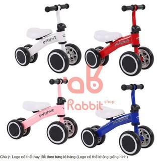 (SIÊU GIẢM GIÁ) Xe thăng bằng 4 bánh 3 bánh Cân bằng Chòi chân cho bé thumbnail