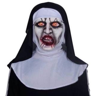 Mặt nạ hoá trang Halloween Ma sơ Valak