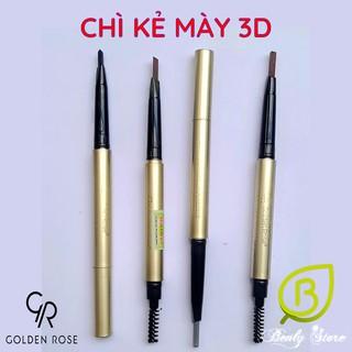 CHÌ KẺ MÀY 3D LÂU PHAI GOLDENROSE thumbnail