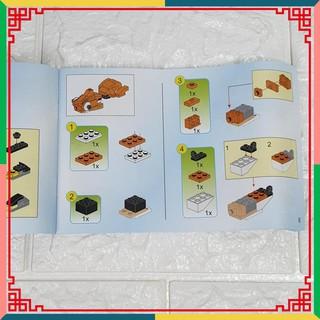 GIÁ TỐT' BỘ HỘP ĐỒ CHƠI LEGO GD1314 CỰC TỐT'