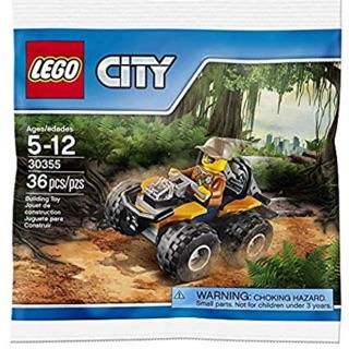 LEGO City 30355 Xe thám hiểm rừng ATV
