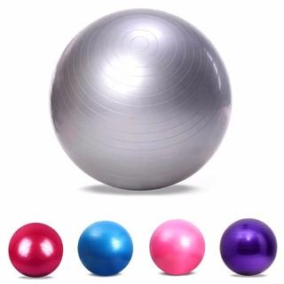 Bóng Tập Yoga Trơn 45CM, bóng tập kỹ năng vận động hoặc trị liệu cho người già và trẻ nhỏ thumbnail