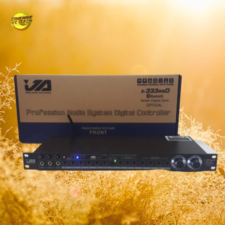 VANG CƠ Chống Hú CHÍNH HÃNG x-333esD, Bluetooth, Cổng Quang ( Tặng kèm 2 dây CANON )