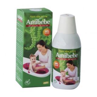 Sữa tắm Amibebe cho bé