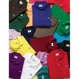 Áo Thun Polo Chất vải Pique Hàng Xuất Dư Xịn Full 13 Màu