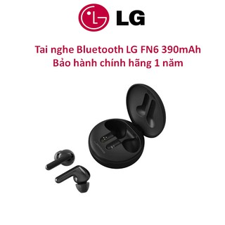 Tai Nghe Bluetooth LG TONE Free FN6 Chính Hãng