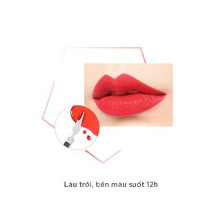 Son nước siêu bền màu Laneige Tattoo Lip Tint 6g-4