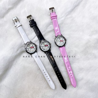 [I023] Đồng hồ thời trang helo kity 2-6T