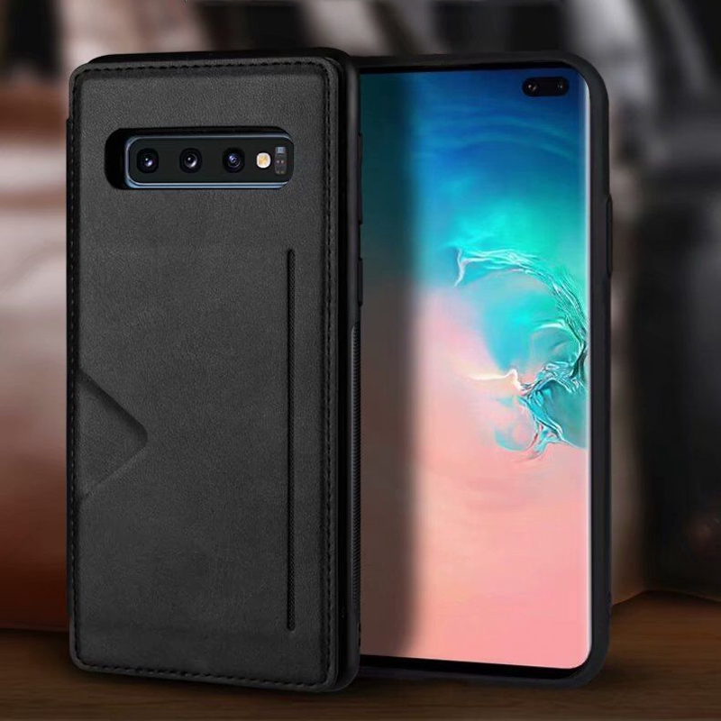 Hanman Samsung Galaxy Note 10 Plus Leather Case S10E S10 Plus Note 9 Soft TPU Coque With Button Closure Card Slot Holder - 22577650 , 5300726853 , 322_5300726853 , 150800 , Hanman-Samsung-Galaxy-Note-10-Plus-Leather-Case-S10E-S10-Plus-Note-9-Soft-TPU-Coque-With-Button-Closure-Card-Slot-Holder-322_5300726853 , shopee.vn , Hanman Samsung Galaxy Note 10 Plus Leather Case S1