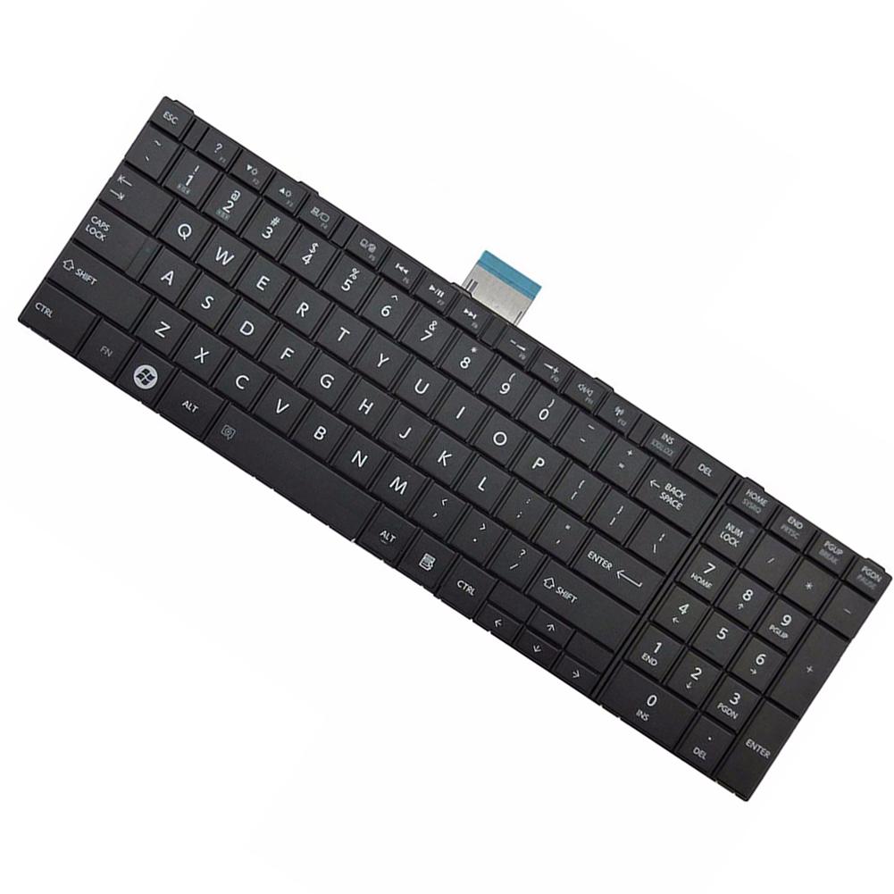 Bàn Phím Us Laptop Cho Toshiba Satellite C850 C850D C855 C855D L850 L850D L855