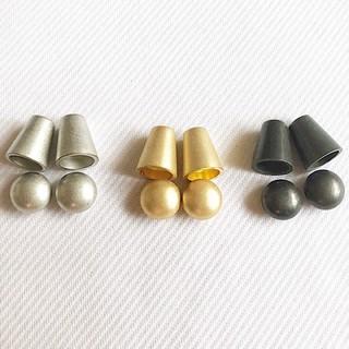 Chuông đuôi khoá dây trang trí sp handmade túi, vòng tay, dây balo, dây giày thumbnail