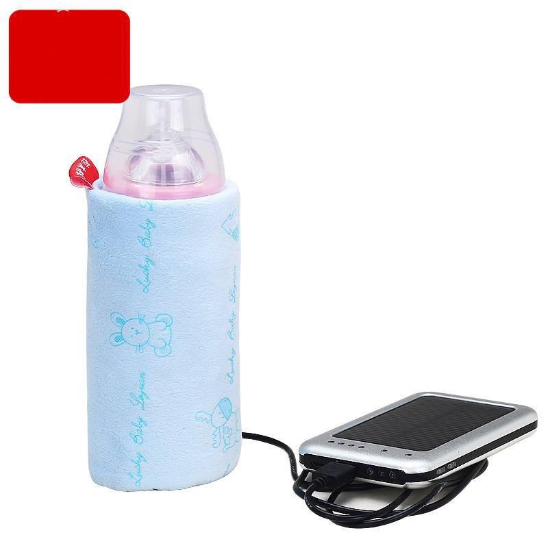 Túi Ủ Sữa Thông Minh Hàng Xuất Thái Lan Nhỏ Gọn Dễ Dàng Mang Đi Xa, Dùng Cổng Sạc USB Vô Cùng Tiện Lợi