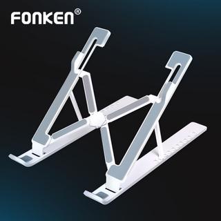 Giá Đỡ Fonken JS104 Cho Laptop Máy Tính Bảng Điều Chỉnh Được 26*6cm