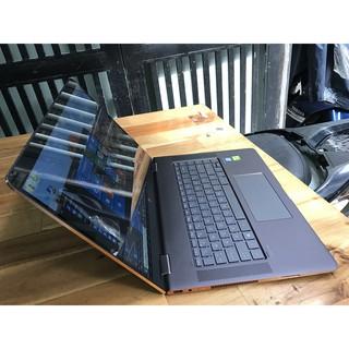 Laptop HP Spectre 15 x360, core i7-7500U, 16GB, 512GB, 4K, Touch, 99%, giá rẻ -laptopmygiare