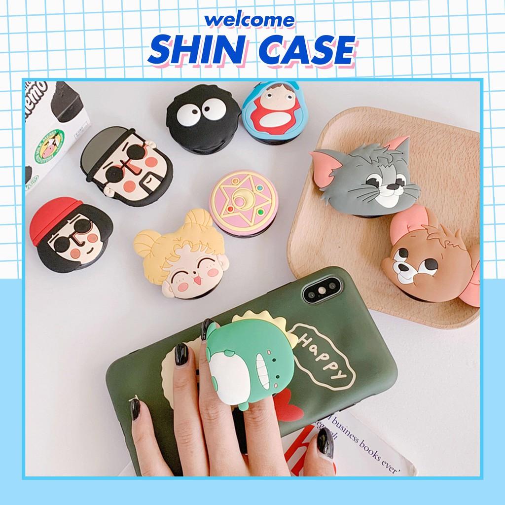 Giá Đỡ Chống Lưng Cho Phụ Kiện Tai Nghe Bluetooth Airpods Iphone – Shin Case