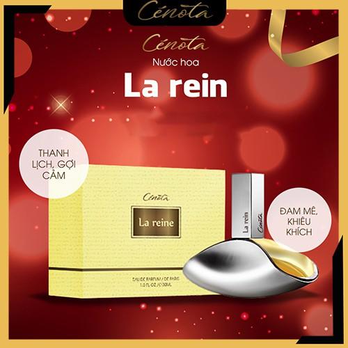 Nước hoa nữ Cenota La Reine, nước hoa nữ quyến rũ, lưu hương lâu - PG06 Shino_cosmetic