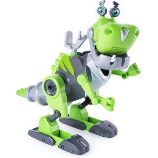 RUSTY RIVETS – BOTASAUR Robot lắp ráp khủng long xanh