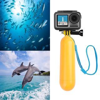 Float Hand Grip Tripod Buoyancy Rod Pole Stick Tripod Monopod for DJI OSMO ACTION