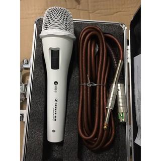 Micro karaoke có dây Sennhei E 868II-S.