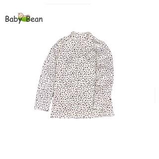Áo Thun Cotton Cổ Lọ bé gái BabyBean thumbnail