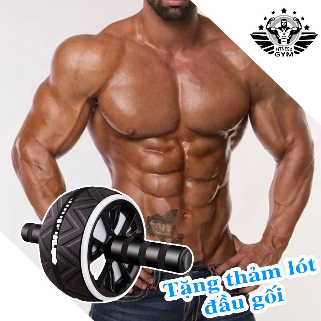 Con lăn tập cơ bụng hiệu quả 2020 ❤️ giá rẻ ❤️ Máy tập bụng giảm cân đốt mỡ bụng giúp bạn tập gym tại nhà