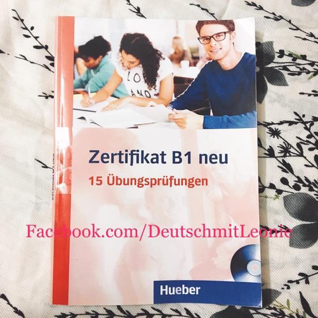 Zertifikat B1 Neu