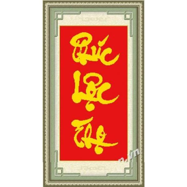 Tranh thêu chữ thập chưa thêu Phúc Lộc Thọ 222745 - 3248946 , 448195963 , 322_448195963 , 56000 , Tranh-theu-chu-thap-chua-theu-Phuc-Loc-Tho-222745-322_448195963 , shopee.vn , Tranh thêu chữ thập chưa thêu Phúc Lộc Thọ 222745