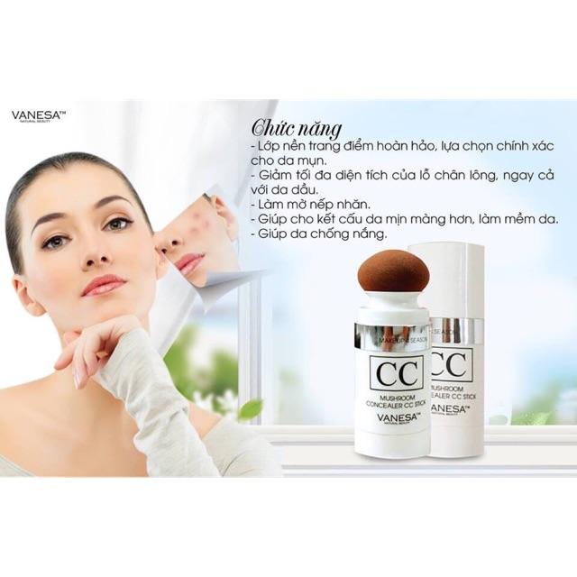 Cc cream vanesa