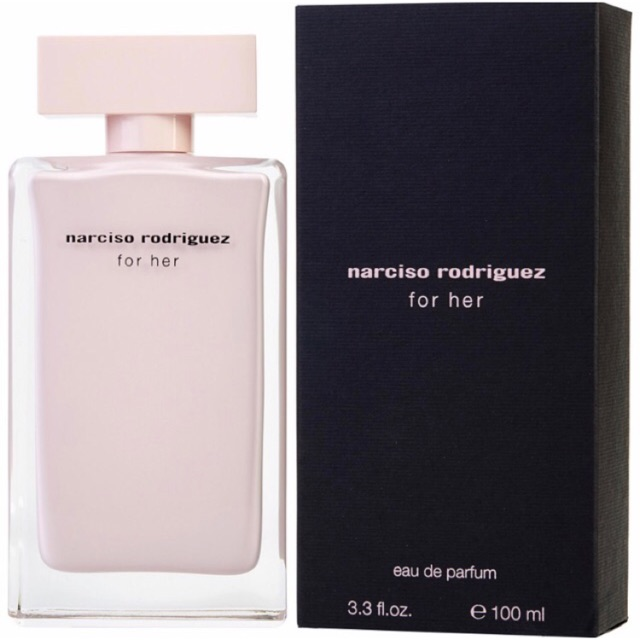 Nước hoa Nữ Narciso-Narciso for her 100ml edp