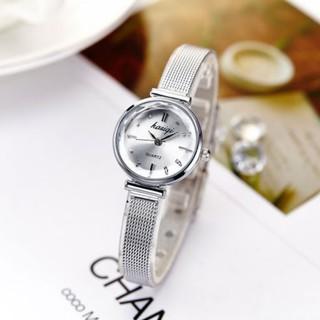Đồng hồ nữ Kasiqi dây thép nhuyễn siêu nhẹ thời trang SP719 thumbnail