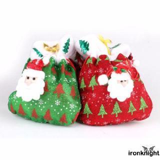 ღstar✯Santa Pants Christmas Candy Bags Wine Stocking Bottle Gift Bag Xmas Decoration