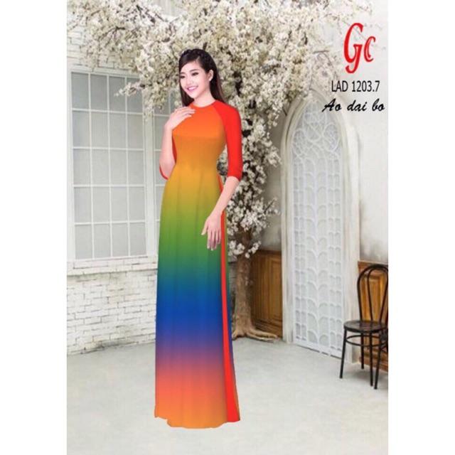 Vải áo dài ombre - 10004860 , 994598637 , 322_994598637 , 180000 , Vai-ao-dai-ombre-322_994598637 , shopee.vn , Vải áo dài ombre