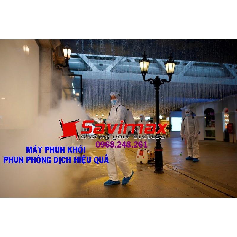 Nơi bán máy phun dung dịch dạng khói Hàn Quốc GIÁ RẺ, phun khử trùng phòng dịch 150SK VNPK tại Liên Chiểu (Đà Nẵng)