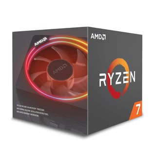 CPU AMD Ryzen 7 2700 3.2 GHz (4.1 GHz Turbo) / 20MB / 8 cores 16 threads / socket AM4
