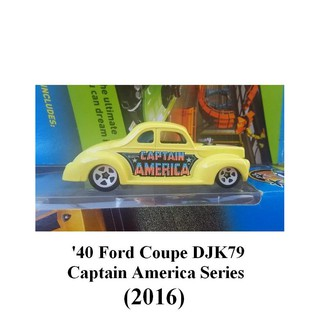 Xe mô hình Hot Wheels '40 Ford Coupe DJK79