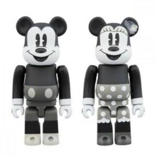 Chính hãng Bearbrick Mickey Mouse 100%