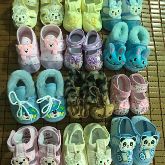Combo 3 đôi giày tập đi