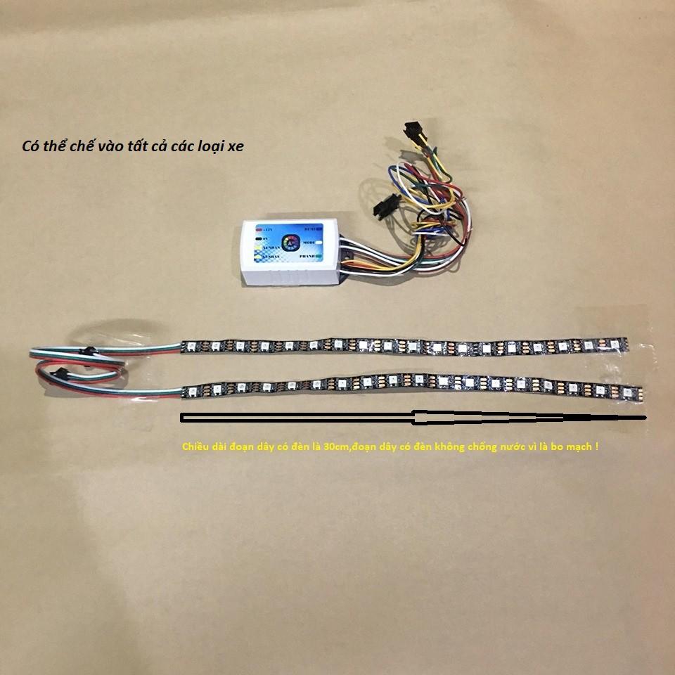 Mạch đèn led audi A11 lắp ex150 và lắp tất cả các loại xe