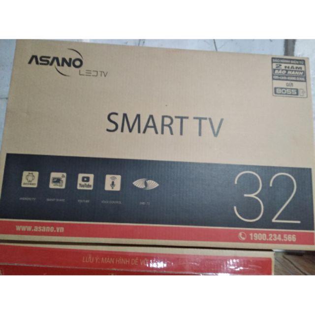 Smart ti vi asano 32 inch - 32EK9S- giá rẻ chất lượn
