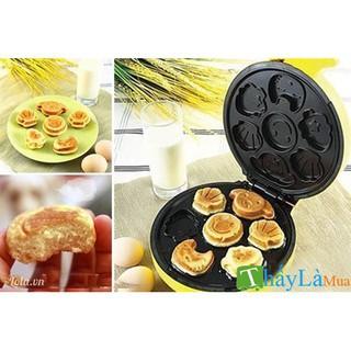 máy nướng bánh hình thú siêu kute - 3491870 , 1309360498 , 322_1309360498 , 190000 , may-nuong-banh-hinh-thu-sieu-kute-322_1309360498 , shopee.vn , máy nướng bánh hình thú siêu kute