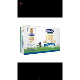 (HSD: 4/2021) Thùng sữa vinamilk 180ml 48 hộp ít đường