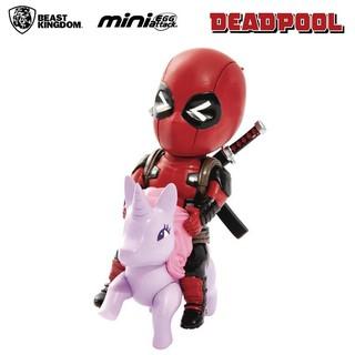 Đồ Chơi Mô Hình Beast Kingdom Deadpool Pony MEA-004B thumbnail