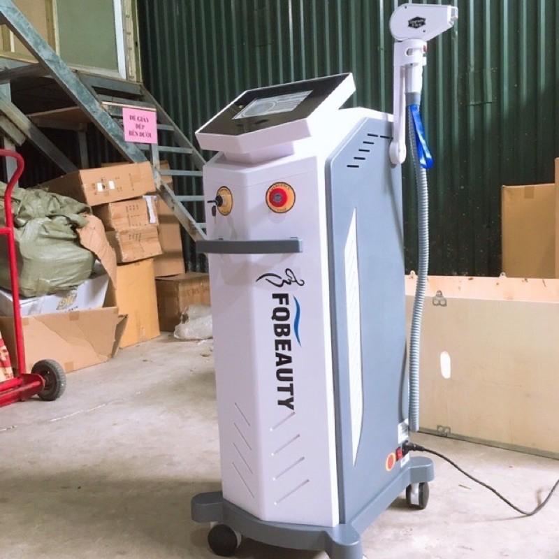 Máy Triệt Lông DioDe Laser bức sóng 808 Cam kết chất lượng máy