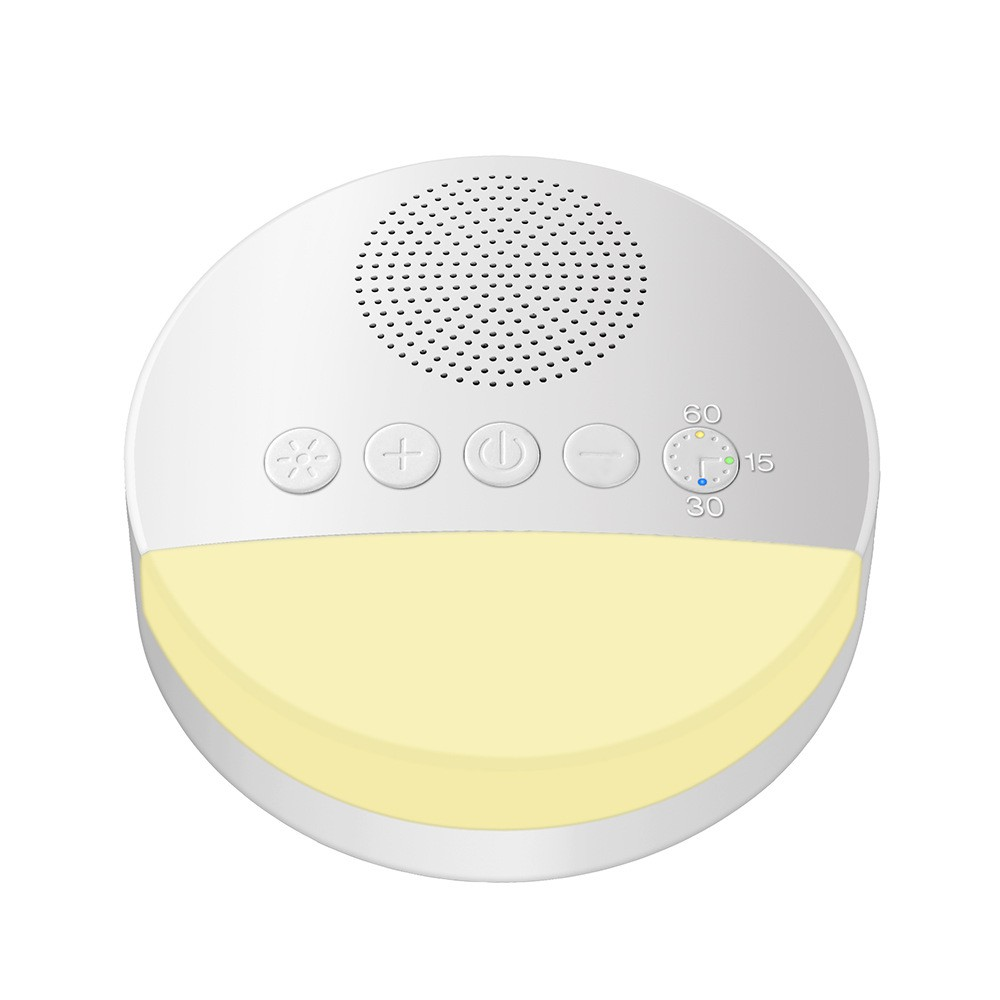 máy tạo tiếng ồn trắng ru ngủ giúp cho bé ngủ ngon, tạo âm thanh trắng nhẹ nhàng từ 9-20 âm khác nhau