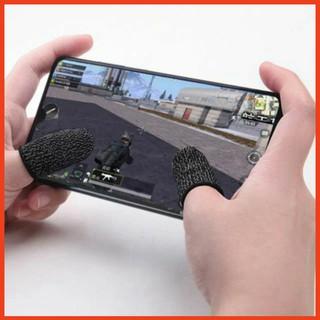 Găng tay cảm ứng chơi game chống mồ hôi cho điện thoại , máy tính bảng thumbnail