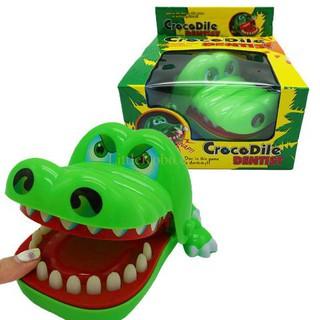 Trò Chơi Khám Răng Cá Sấu
