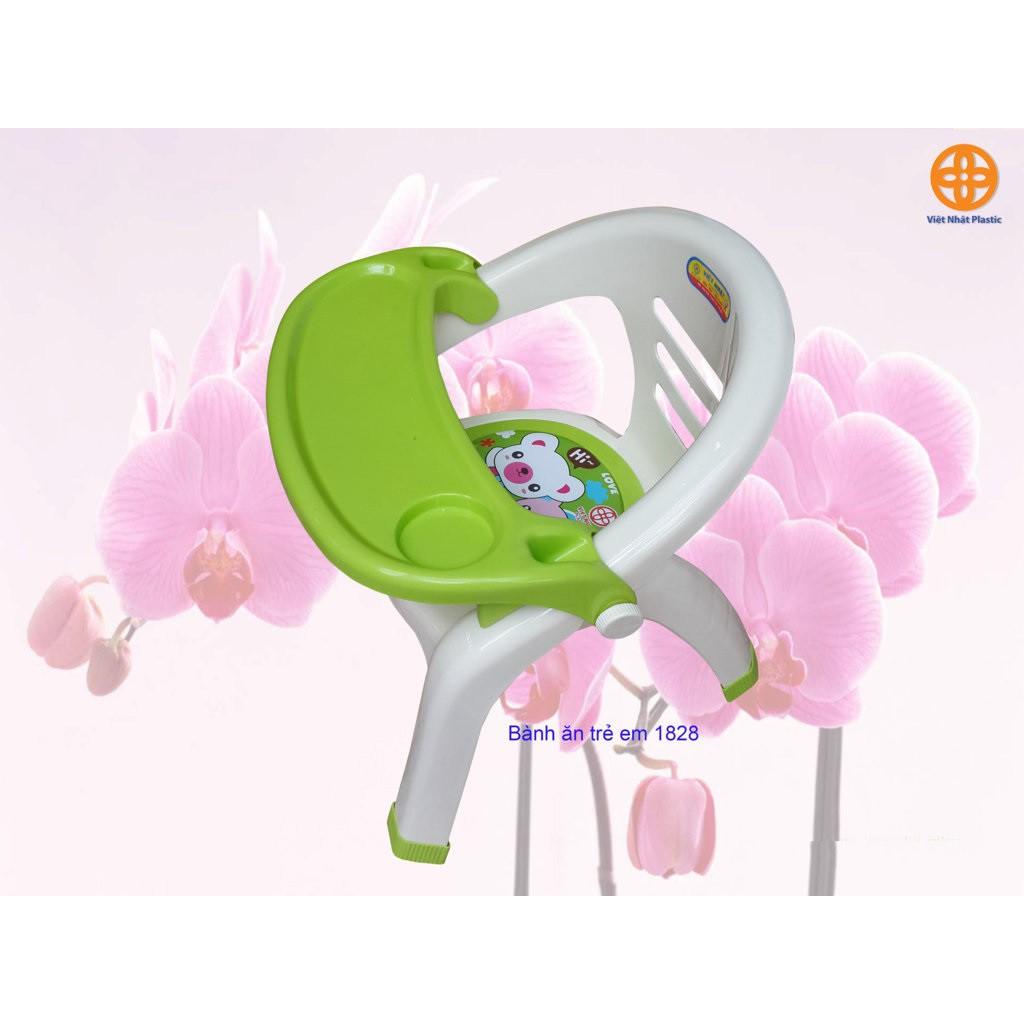 Ghế ăn dặm 𝑭𝑹𝑬𝑬𝑺𝑯𝑰𝑷 Ghế ăn dặm VIỆT NHẬT - Ghế bô VIỆT NHẬT hàng chính hãng dành cho bé